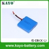 China Sealed Rechargeable Polymer Lithium-ion Battery for sale