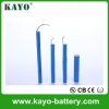 China LED Road Lighting With A Replaceable Battery Long-life Lithium Polymer Battery Operates for sale