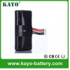 China Ingenico Pos Battery 2s Lipo Battery 18650 Battery Pack 7.4V 2200mah Battery Li Ion Polymer Battery for sale