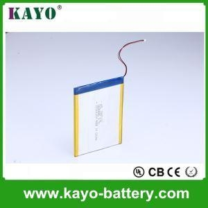China Customized Lithium Ion Batteries Wholesale Prismatic Pouch Battery Packs LiPO Battery on sale