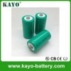China UL UN3.8.3 IEC62133 Passed 18650 Li Ion Battery, 3.7V Lion Battery Cell, 2600mAh Rechargeable for sale