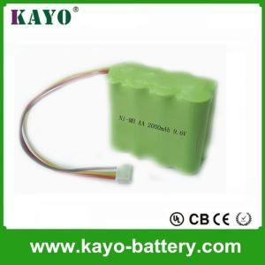 China Rechargeable 9 Volt Batteries Solar Light Batteries Aa 9 Volt Rechargeable Battery on sale