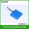 China 18650 Rechargeable Li Ion Battery Lithium Ion Battery Plant for sale