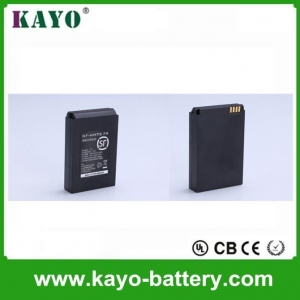 China 3000mAh Lithium-ion Polymer Battery For Cellphone on sale