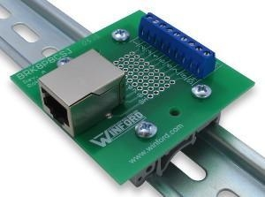 China RJ45 Shielded Jack Breakout Board on sale