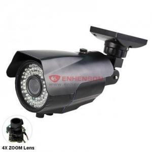 China IP camera 2.8mm ~12mm varifocal motorized lens network camera 4MP IR ip camera POE cctv camera on sale