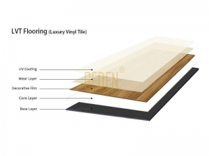 China LVT Luxury Vinyl Tile Floors on sale