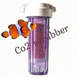 China Aquarium co2 scrubber oxygen reactor reef tank media medical grade colour change on sale