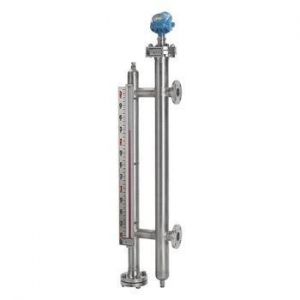 China Magnetic boiler glass tube liquid float ball level gauge with good price on sale