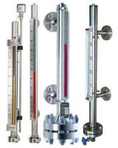 China UHZ-99 water mechanical fuel tank level gauge glass, liquid level gauge glass on sale