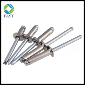 China Aluminium Blind Rivets with Stainless Steel Mandrel on sale