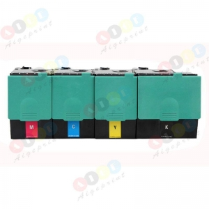 China Lexmark C540 C543 C544 X543 X544 X546 X548 Color Toner Cartridge on sale