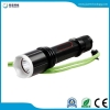 China CREE Xre-Q5 5mode High Brightness Rechargeable LED Flashlight for sale