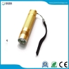 China JFF41 10W bright light 18650 battery rechargeable led mini torch for sale