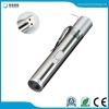 China JAB1805 Mini flashlight multifunction laser UV white small USB rechargeable flashlight for sale