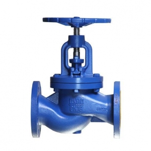 China Globe Valve Cast Iron Globe Valve DIN3356 PN16 on sale