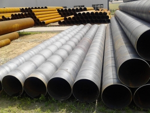 China SSAW pipe on sale