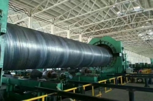 China X52 X60 X80 spiral steel pipe on sale