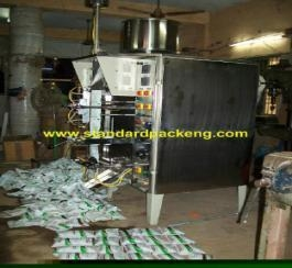 China Automatic Milk Pouch Packing Machines - SPEC 9C on sale