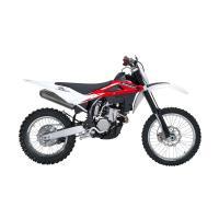 MOTORCYCLES 2012 Husqvarna TXC310