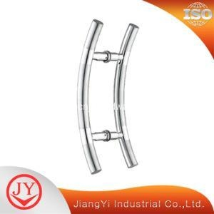 China Double Side Glass Pull Glass Door Handle on sale