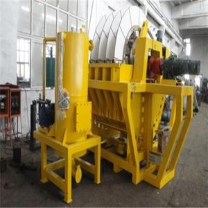 China Ceramic Water Dacuum Drum Filter Press on sale