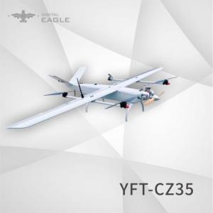 China Hybrid Engine VTOL Fixed Wing UAV/Drone on sale