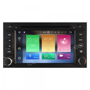 China Zonteck ZK-6544S Seat Leon 2014 Android 8.0 Car Stereo 8 Core GPS on sale
