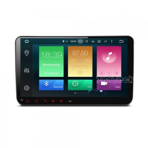China Zonteck ZK-6908V 9 Inch VW Passat Android 8.0 Car Radio GPS on sale