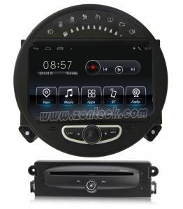 China Zonteck ZK-8135B BMW Mini Cooper Android 8.1 Autoradio GPS DVD on sale
