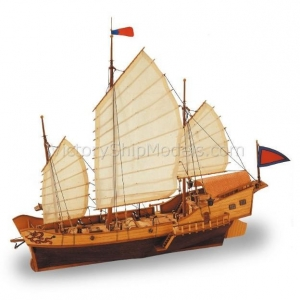 China Ship model Rad Dragon, historic wooden static kit Artesania Latina on sale