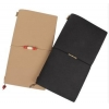 China small washable leather travel journal notebook kit for sale