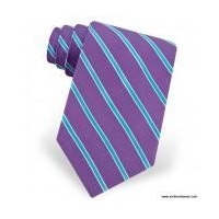 China Silk Striped Ties on sale