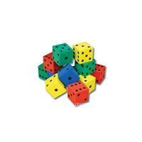 Custom Design Kids Educational toys EVA Foam Dice