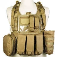China Military Molle Combat Assault Vest 900D on sale