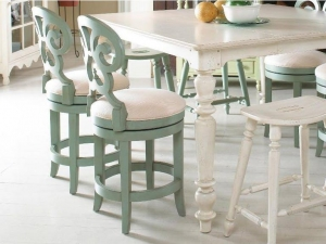 China Fine Furniture Design Bar and Game Room Swivel Counter Stool 1053-927-S at Room to Room on sale