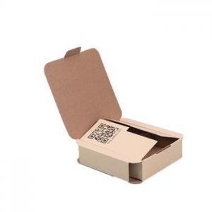 China Hot Sale Phone Case Kraft Packaging Kraft Paper Case Packaging For Iphone on sale