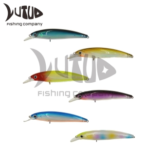 China Hard Bait Luretop Water Bait Simulation 3D Eyes Wobbler Fishing Lure on sale