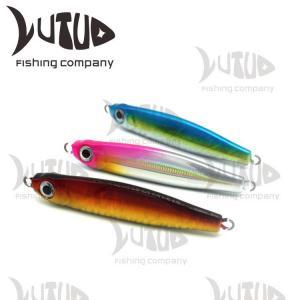 China Hard Fishing Lure Fresh Water Bait Jig 3 Color Fishing Metal Jig on sale