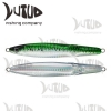 China Quality Squid Metal Fishing Jig Lures Saltwater Sea Bass Lead Fishing Lures Jigs With Three Eyes for sale