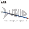 China Saltwater Casting Spinning Rods Carbon Fiber Telescopic Fishing Rod for sale