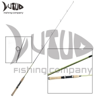 China 4'6''' UL Carbon Fiber Freshwater Bass Fishing Rods New Ice Fishing Rod on sale