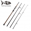 China Rod Fishing Surf Big Game Heavy Travel Fishing Rod Spinning for sale