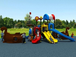 China Outdoor Playground 01H13098A outdoor play for children on sale