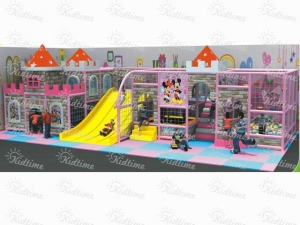 China Indoor Playground m132 small playground equipment on sale
