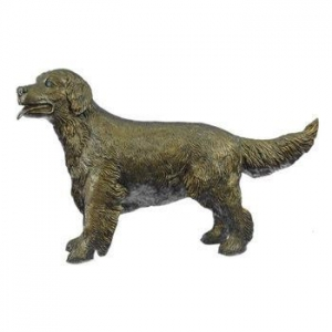 China Antique dog statues statue bronze on sale