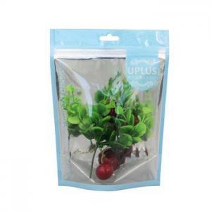 China Custom printed resealable ziplock plastic fishing lure bags fishing bait packaging on sale