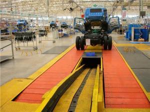 China Assembly Line Truck Assembly Line on sale