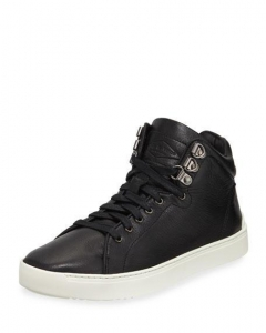 China Rag & Bone Kent Leather Platform High-Top Sneaker Women Shoes on sale
