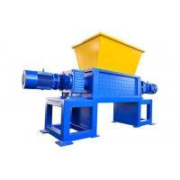 China Double shaft coarse crushing machine on sale
